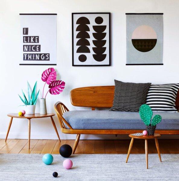 Capa - Design Pé Palito: do estilo Retrô ao Moderno