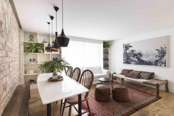 Capa - Cosmopolita e funcional: conheça o apartamento de Camila Cavalheiro