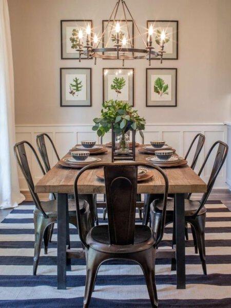 Capa - Saiba como escolher a mesa de jantar certa para sua casa