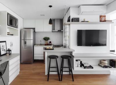Capa - Decoração de Apartamento Pequeno: Um Guia Completo [Todos os Segredos Revelados!]
