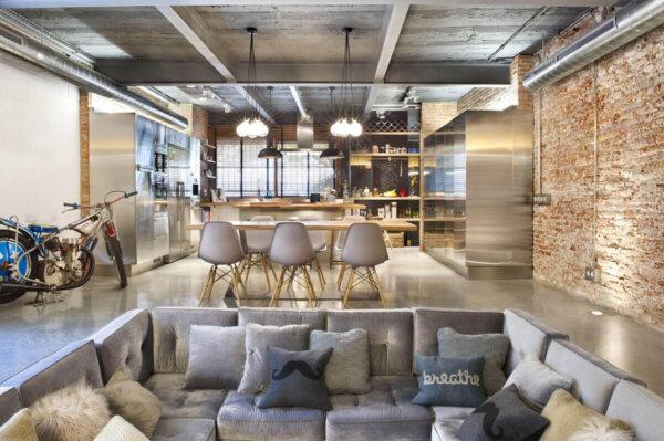 Capa - Tendência da arquitetura: ambientes Integrados
