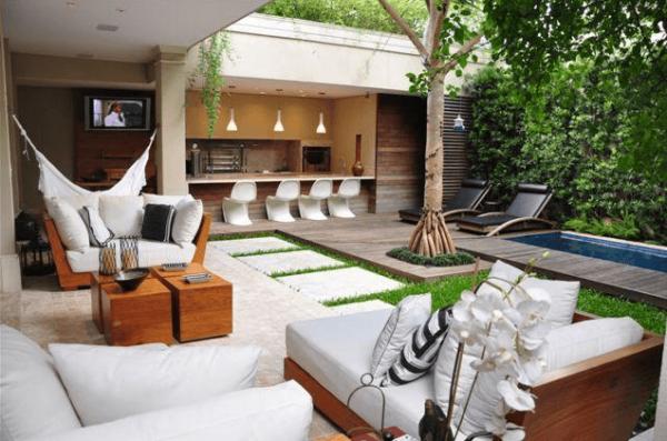 Capa - Dicas para decorar sua área externa e deixar sua varanda linda e aconchegante!