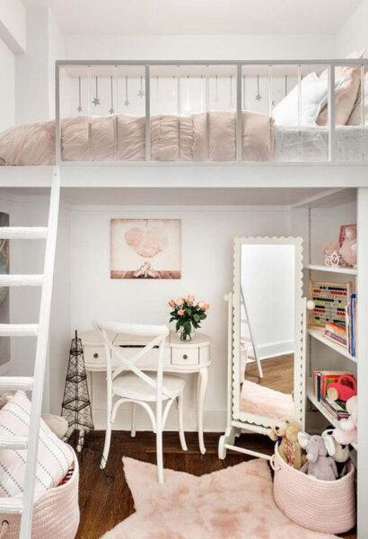Capa - Dicas de como decorar um quarto pequeno!  O que não pode faltar!