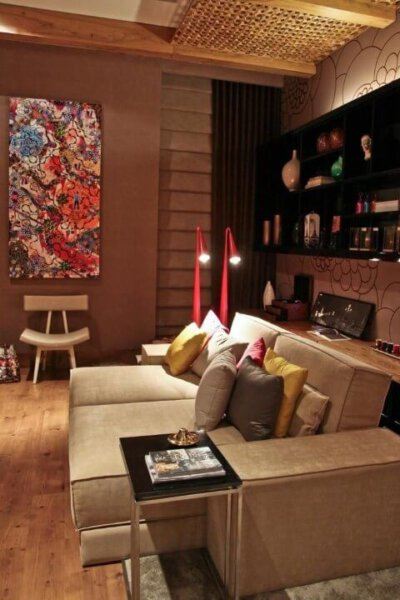 Capa - Dicas incríveis para se inspirar na decoração de salas pequenas!