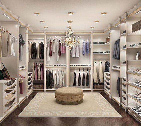 Capa - Como decorar um closet? Tudo o que você precisa saber!