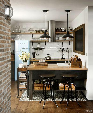 Capa - Como decorar uma cozinha pequena? Dicas e inspirações!