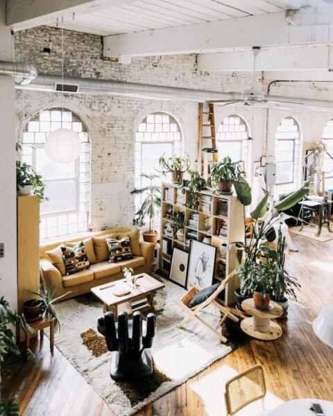 Capa - Como fazer decoração industrial: passo a passo e mais 42 inspirações!