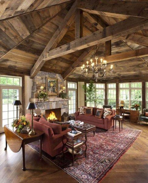 Capa - Como decorar casa de campo: do chalé ao sítio, 50 inspirações!