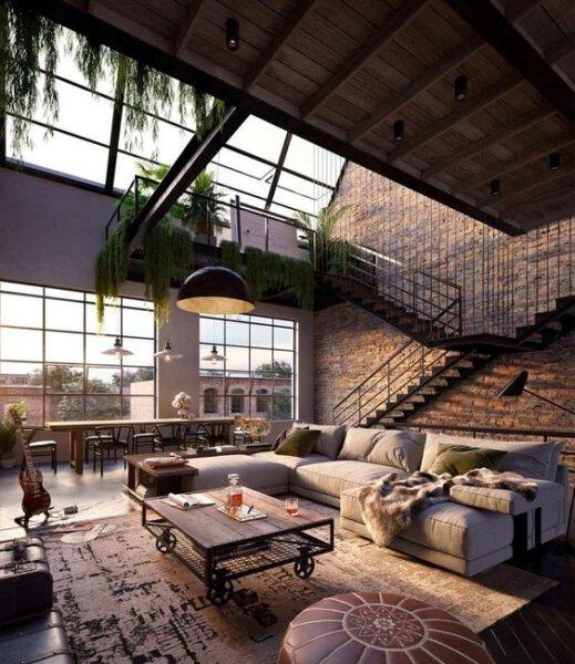Capa - Como decorar um loft: guia completo + 30 inspirações!