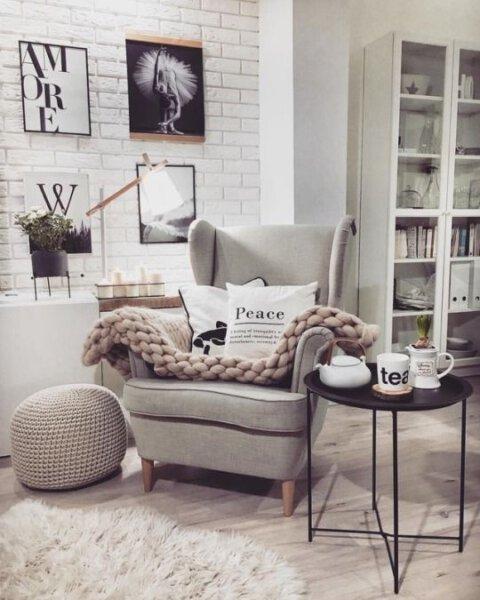 Capa - 5 cantinhos e espaços especiais para a sua casa! Como criar e decorar ambientes diferentes.