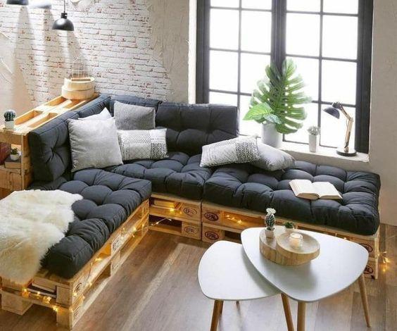 Capa - DIY Decoração com Pallets: + de 25 inspirações para a sua casa!