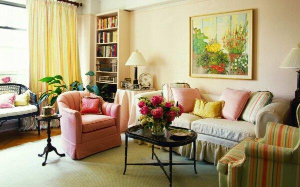 Capa - Como escolher a melhor cor para a sala de estar: o guia completo! + 34 inspirações
