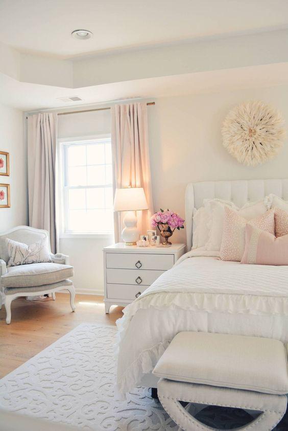 criar quarto confortável