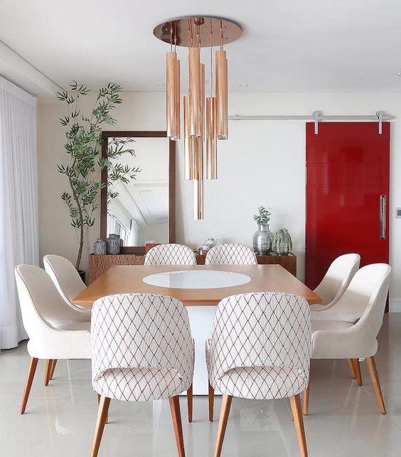 Como escolher mesa de jantar