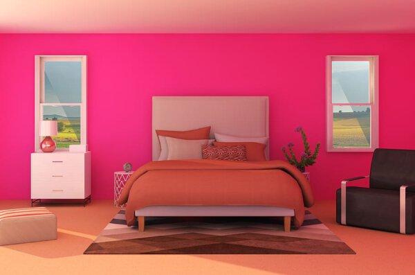 Capa - 8 dicas imperdíveis para criar um quarto rosa!