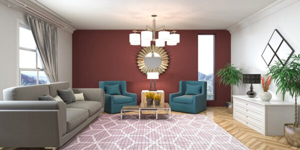 Capa - Como escolher o tapete para casa? Medidas, estilos, texturas e mais!