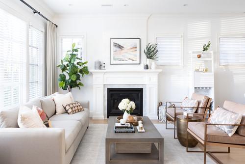 Capa - Poltrona decorativa para sala: como escolher a mais confortável, dicas + 26 modelos