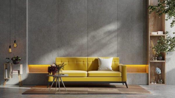 Capa - +35 ideias de sofá para sala de estar: dicas e tendências de sofás!