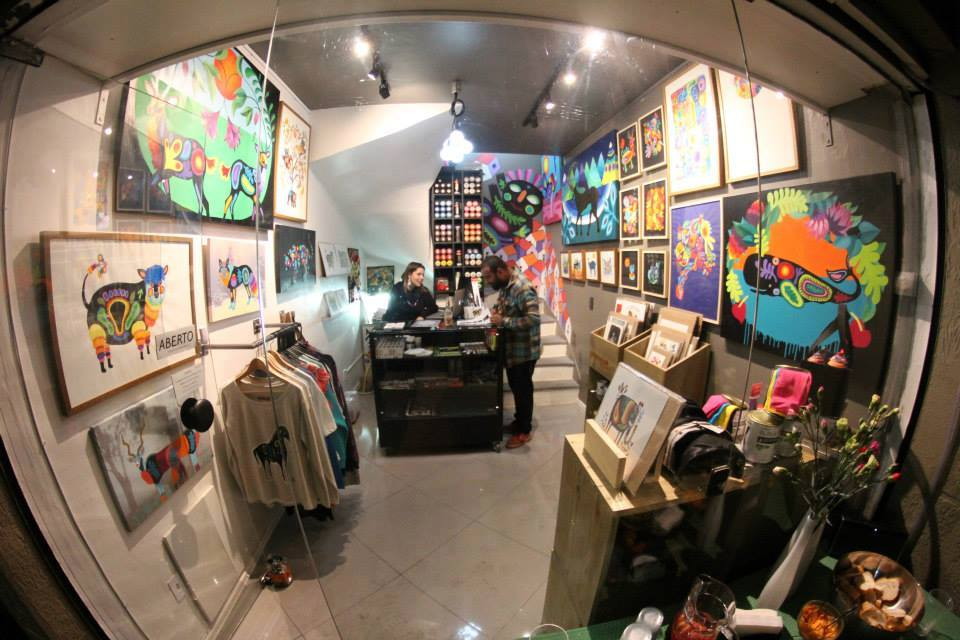 Calafia Art Store