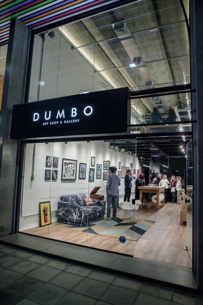 Galeria Dumbo em Porto Alegre