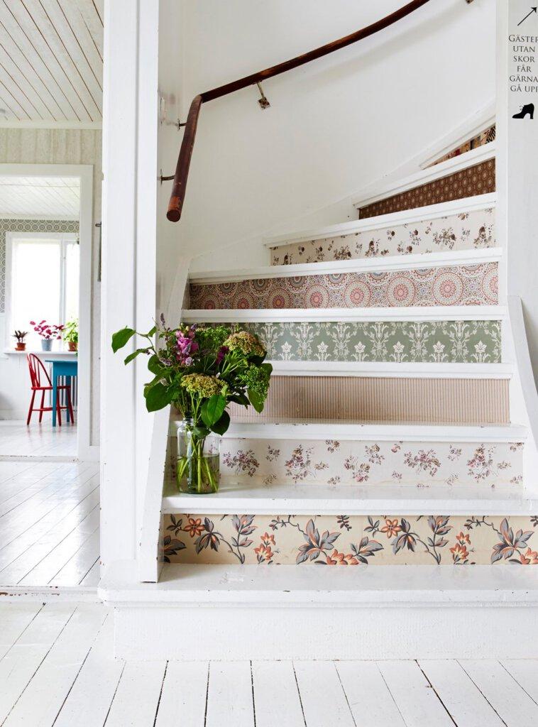 Escada Floral