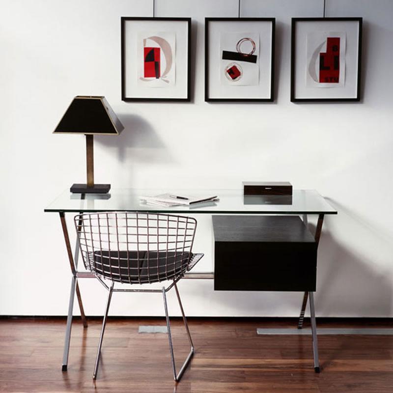 Cadeira Bertoia Ambientada