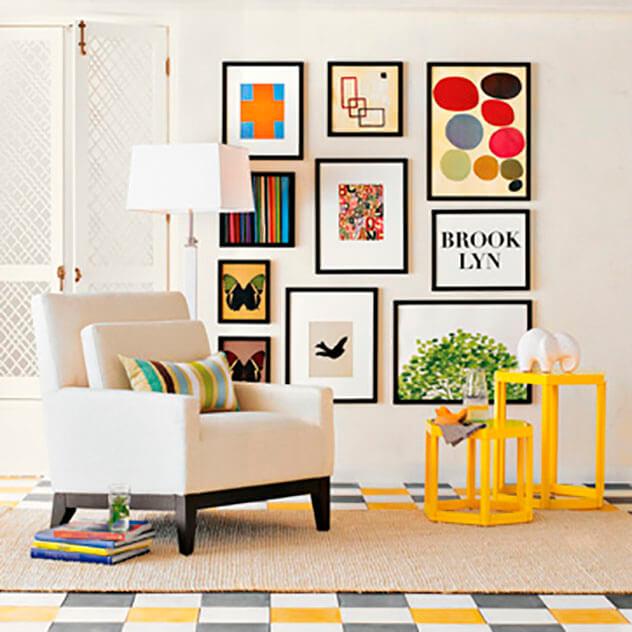 Planeje o máximo possível a decoração da sua casa nova