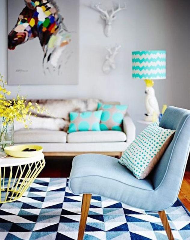 Poltronas decorativas: criatividade e estilo na decoração do seu ambiente