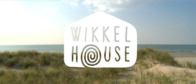 Wikkelhouse - vídeo da casa de papelão