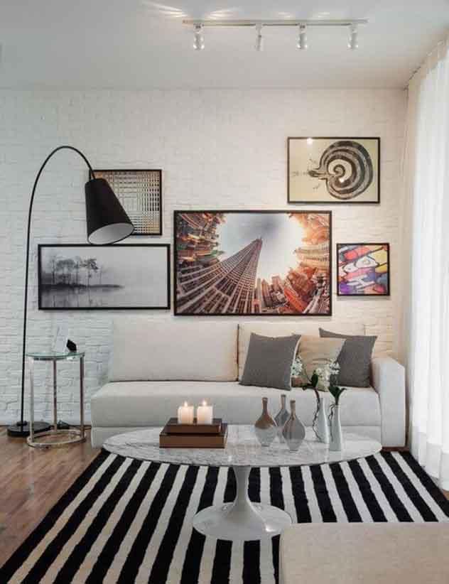Decoração para sala de estar: preste atenção na iluminação