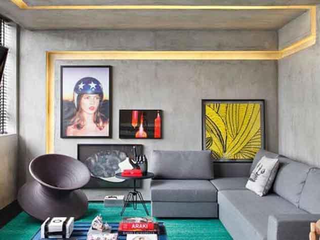 Decoração para sala de estar: defina o estilo