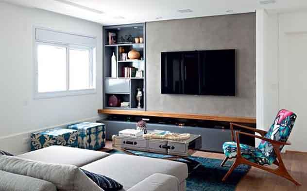 Decoração para sala de estar: defina a utilidade do cômodo