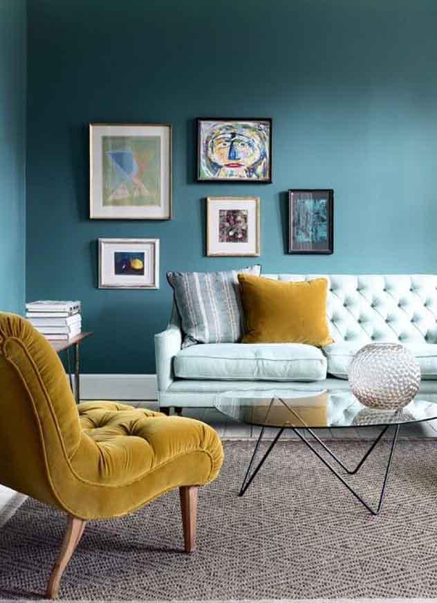 Decoração para sala de estar: escolhendo os móveis ideais