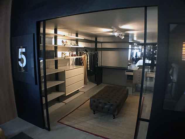 CASACOR RS: O closet do Superloft