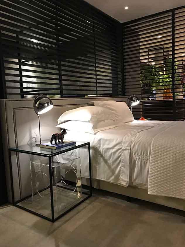 CASACOR RS 2017: O dormitório do Superloft