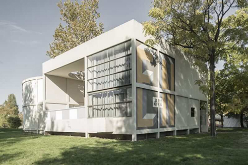le corbusier esprit nouveau pavilion