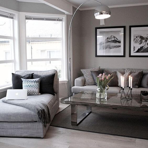 Decorar com amor - tenha um cantinho para relaxar na chaise longue