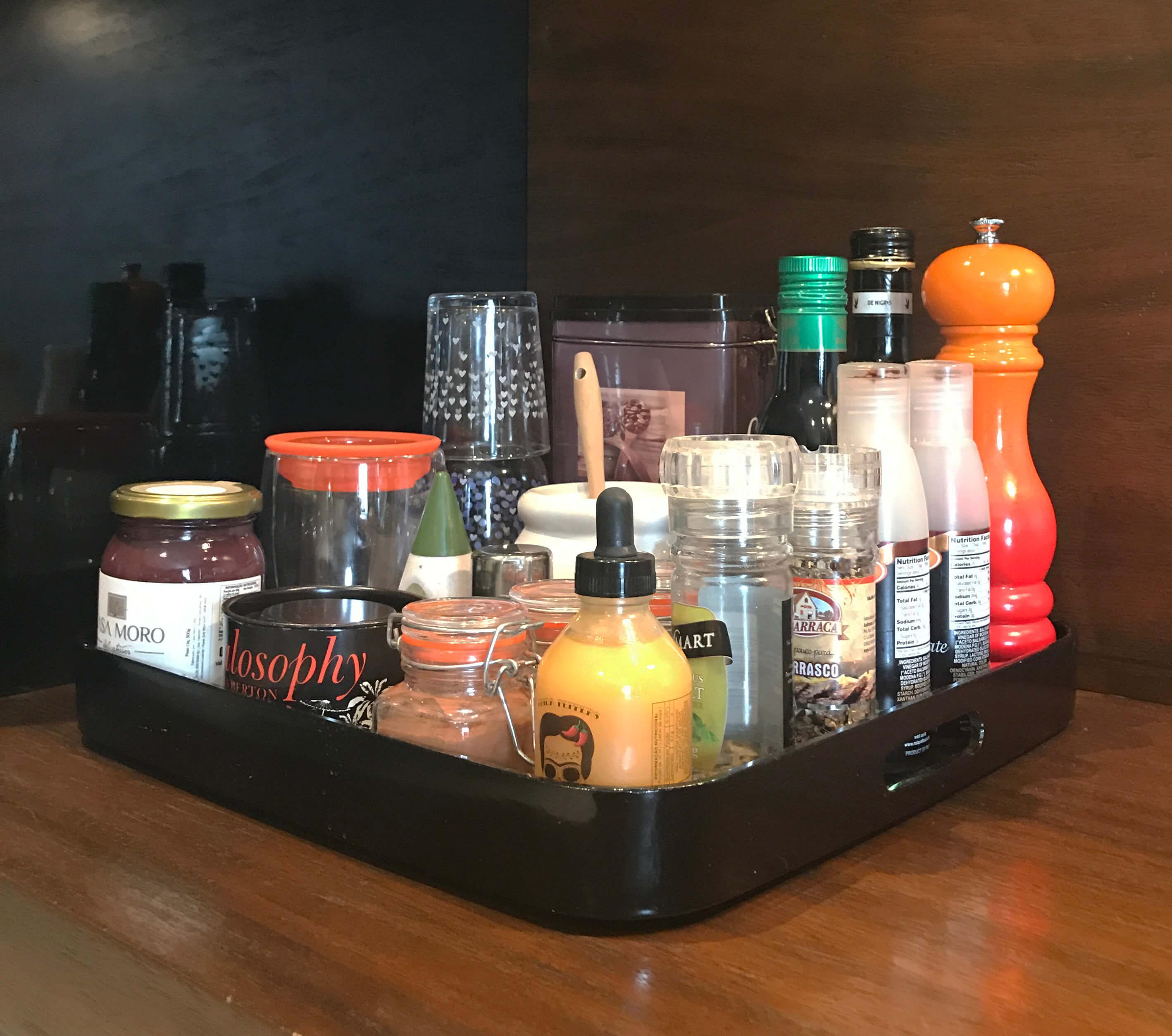 Airbnb Superhost -utilidades da cozinha
