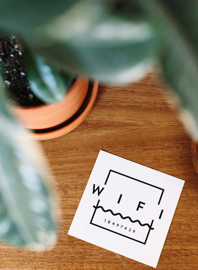 Airbnb Superhost - senha wifi