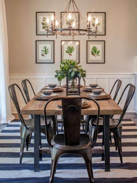Saiba como escolher a mesa de jantar certa para sua casa