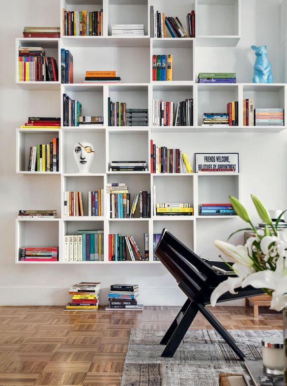 estante de livros 8