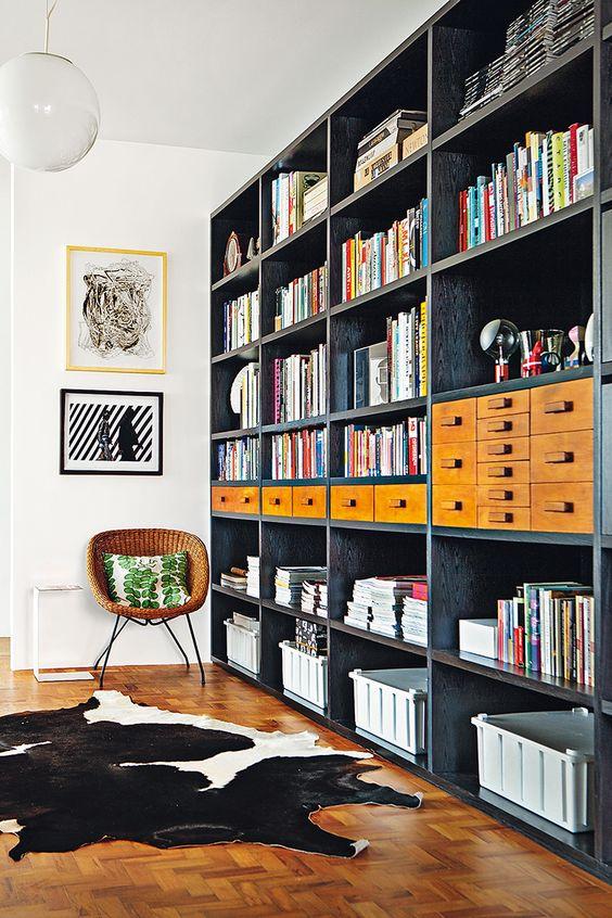 estante de livros 9