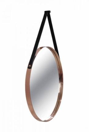 espelho redondo abnet