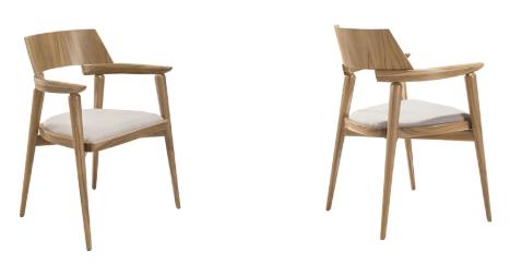Cadeiras para sala - Bart