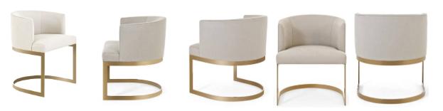 Cadeiras para sala Cadeira Sophia