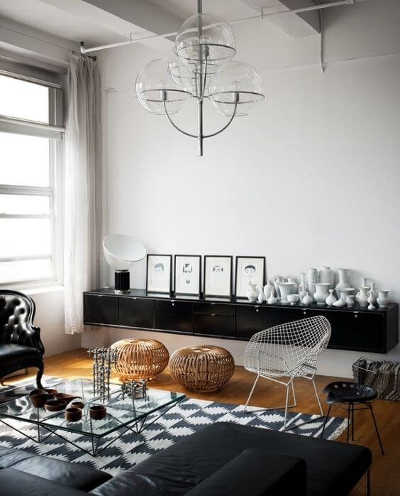Cadeiras para sala - modelos variados