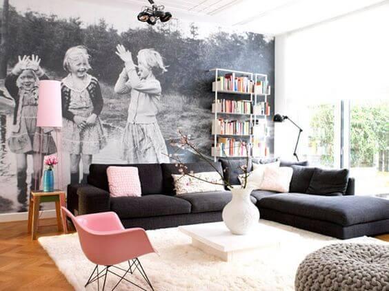 Cadeiras para sala - cadeira Eames Eiffel
