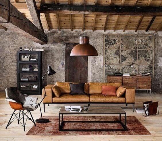 Cadeiras para sala - Eames Patchwork