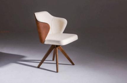 Cadeiras para sala - cadeira giratória Star
