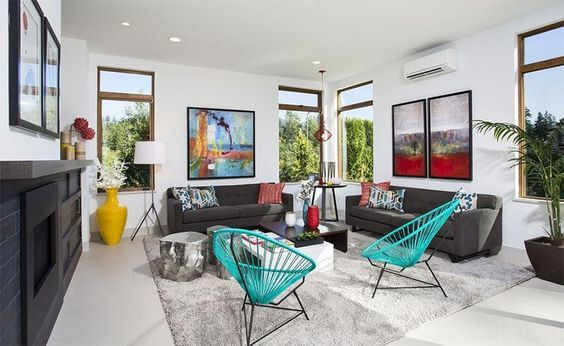 Cadeiras para sala - Acapulco